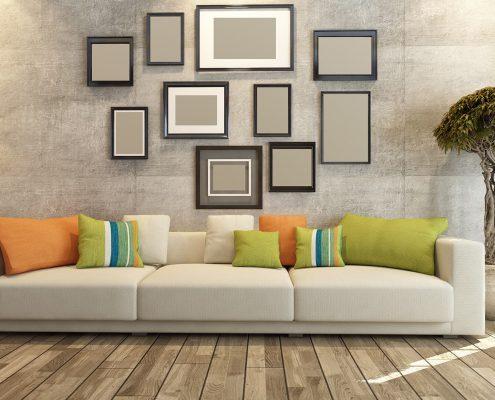 Wohnzimmer Inneneinrichtung Mühlböck - Freude am Wohnen