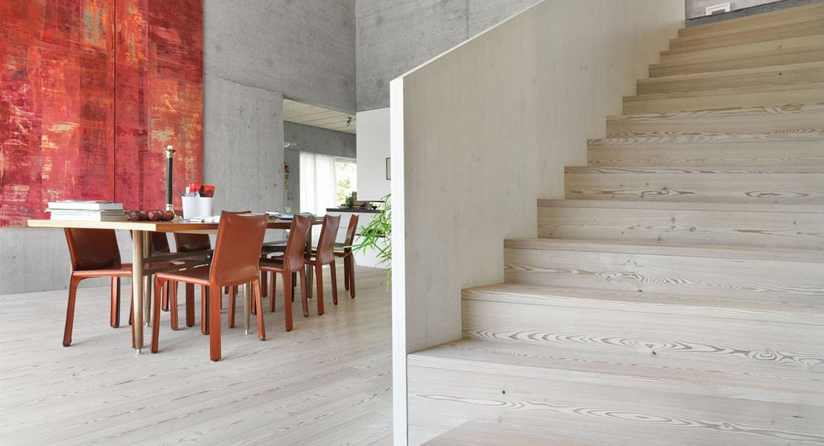 Boden und Stiegenverkleidung von Mühlböck - Freude am Wohnen