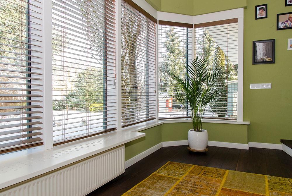 Mühlböck - Freud am Wohnen Raumbild grün